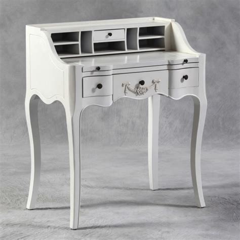 white desk small simple writing desks for small spaces homesfeed