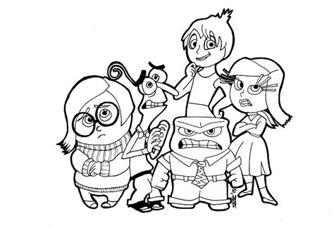 inside out black and white coloring pages inside out by kirto on deviantart