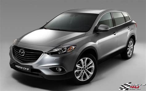 mazda brand drive4u automotive news 2013 mazda cx 9 facelift