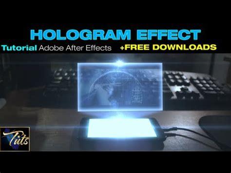 Hud Interface Hologram After Effects Download Free Te Doovi Hologram After Effects Template
