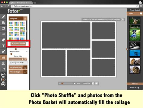 collage maker templates new photo collage maker features fotor s