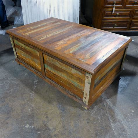 Coffee Table Trunk Nadeau Chicago Coffee Tables Chicago