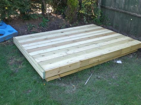 How To Make A Base For A Shed by Birdhouse Designs For Sparrows Shed Decking Base