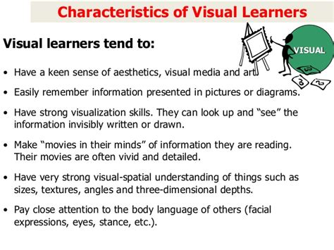 Visual Learner Essay by Visual Learning Style Essay Writefiction581 Web Fc2