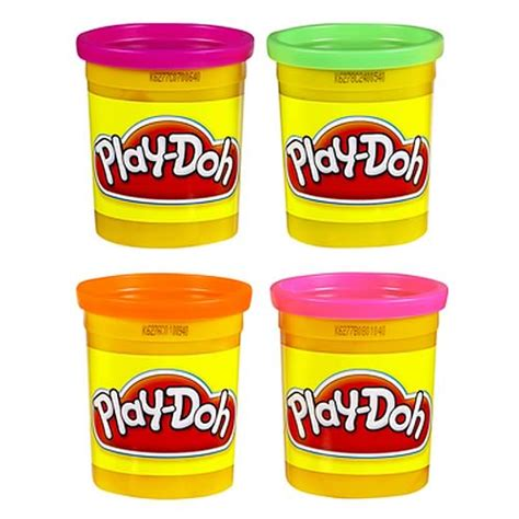 play doh play doh neon colors pack hasbro play doh creative toys at entertainment earth