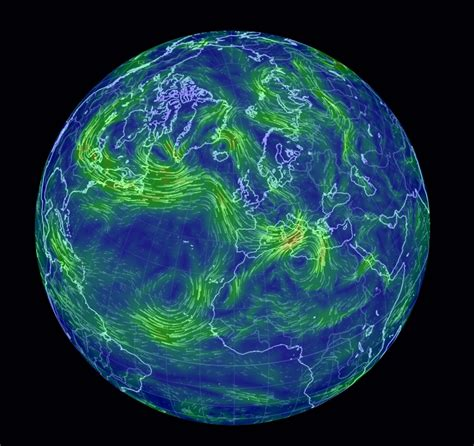 earth wind map earth wind map the visualization of atmospheric data meccanismo complesso