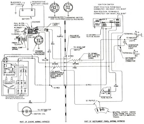 car alternator voltage regulator wiring diagram circuit