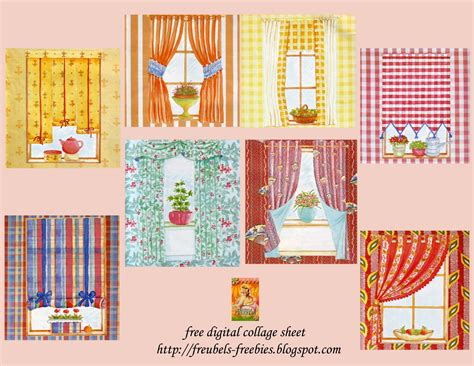 Dining Room China Cabinet windows with curtains printable art journal journal