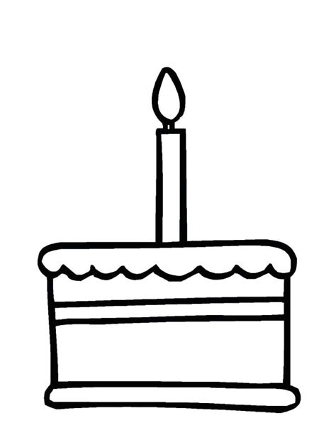 coloring pages cake with candles three candle coloring pages best place to color