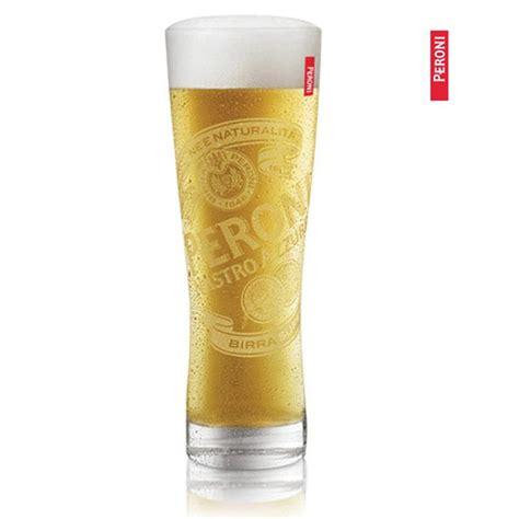 bicchieri peroni bicchiere nastro azzurro peroni 50 cl vetro italia