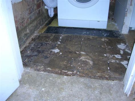 Removal Of Floor Tile Adhesive   DIYnot Forums