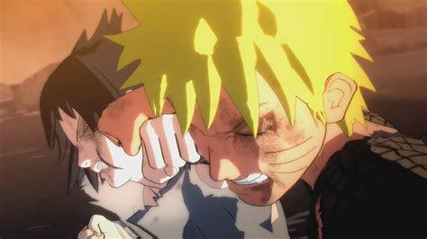 naruto  sasuke final boss battle  naruto shippuden ultimate ninja storm  youtube