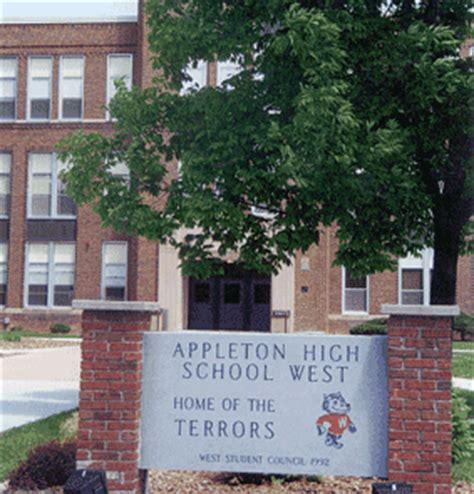 Appeton High appleton west high school