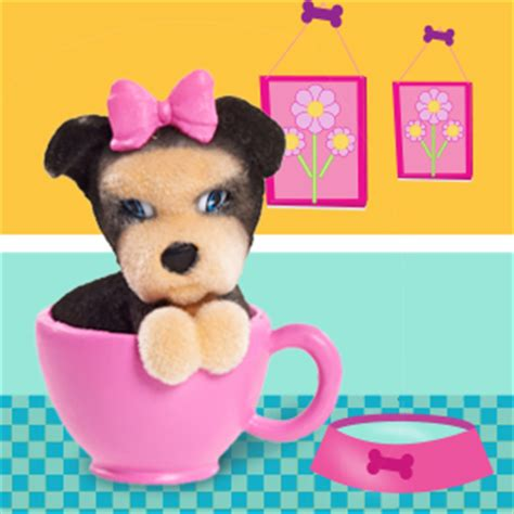 puppy in my pocket names puppy in my pocket series 2 tessa just play toys for of all ages