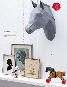 faltanleitung fuer das  origami pferd handmade kultur