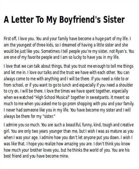 thank you letter to boyfriend sle appreciation letter to my boyfriend 28 images sle