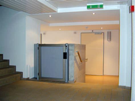 piattaforme elevatrici per interni piattaforme elevatrici a vano aperto
