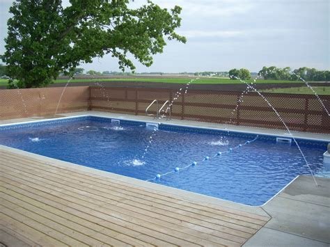 pool in backyard cost backyard pool cost custom with photos of backyard pool
