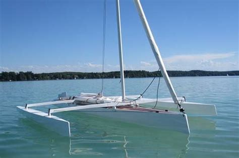 trimaran plans and kits big stock images free trial trimaran kits best small