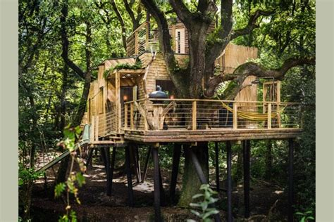 Luxury Kitchen Design The Woodsman S Treehouse With Guy Mallinson S Glamping In