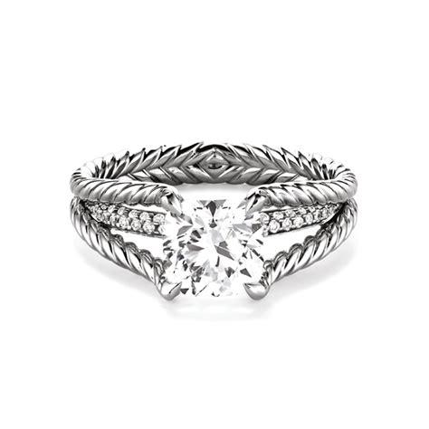 david yurman engagement rings photos brides
