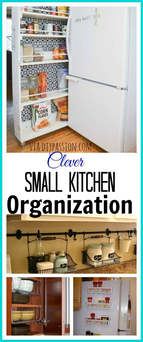 10 Ideas For Organizing A Small Kitchen A Cultivated Nest
