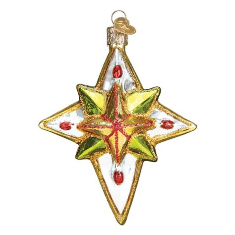 old world christmas ornaments celestial