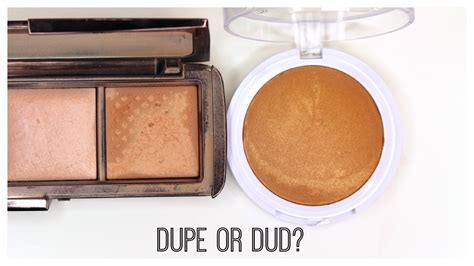 hourglass ambient lighting powder dupe dupe or dud hourglass ambient lighting powder vs