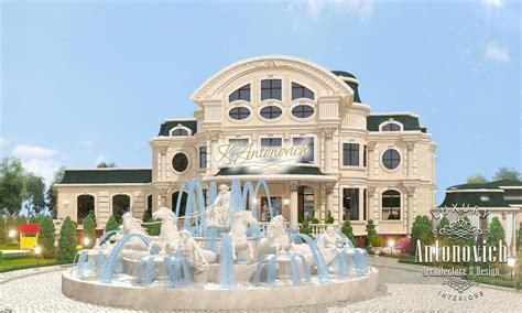 villa exterior design exterior villas design uae