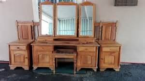 solid oak bedroom sets solid oak bedroom set chatsworth gumtree south africa