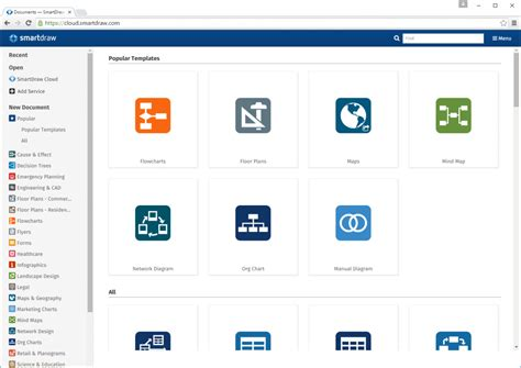 smartdraw templates smartdraw for mac review visio made easy