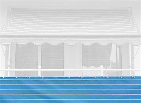 markisen paradies gutschein balkonbespannung design nr 9400 h 246 he 75 cm