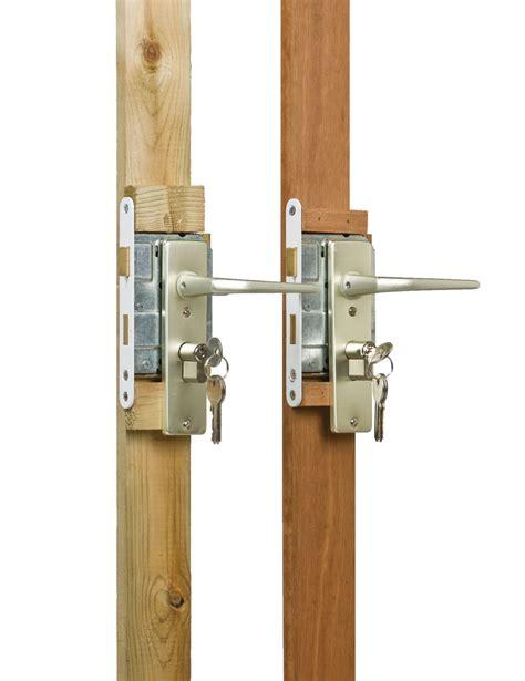backyard gate lock garden gate lock