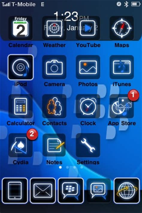 blackberry themes for mobile phones blackberry 9500 storm theme for iphone t mobile news