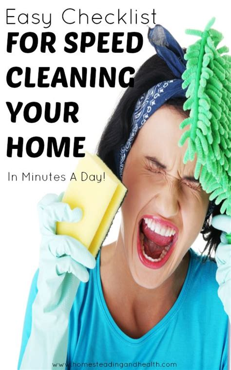 Cleaning Greasy Kitchen Cabinets Wooden Easy Checklist For Speed Cleaning Your Home In Minutes A