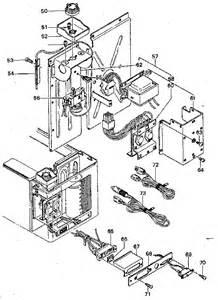 refrigerator parts norcold refrigerator parts diagram
