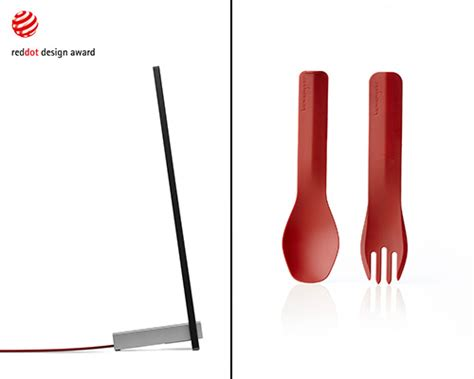 design concept red dot design excellence recognized with four red dot awards