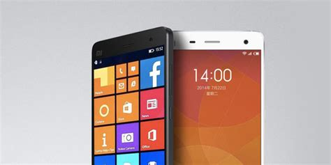 install windows 10 xiaomi w10m le xiaomi mi4 sous windows 10 mobile re 231 oit une