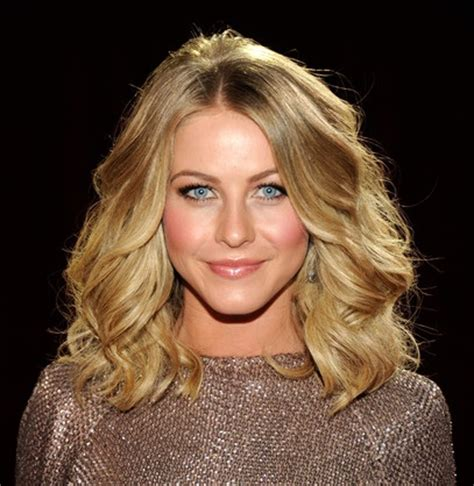julianne hough natural hair color julianne hough mystylebell your premiere hair resource