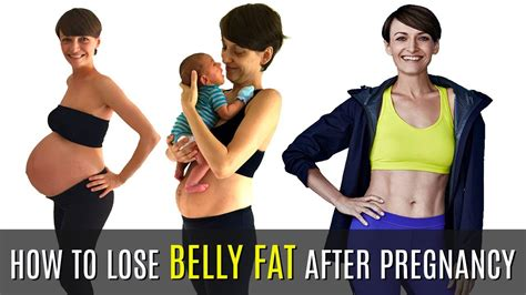 how to lose belly after pregnancy 5 effective exercises network