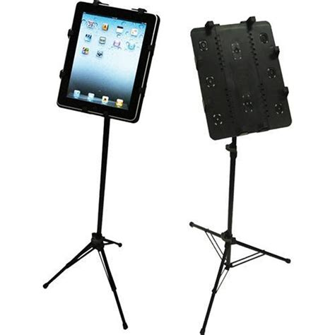 ipad easel ipad peak floor stand shar music sharmusic com