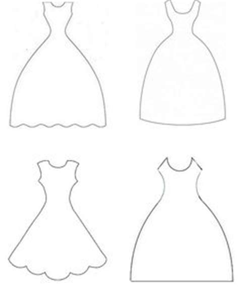 free wedding dress template for cards 1000 images about templates on cupcake boxes