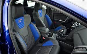 custom fitted front seat cover suits most new ford focus