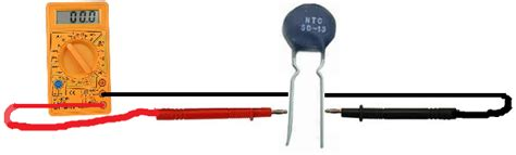 how to test a thermistor