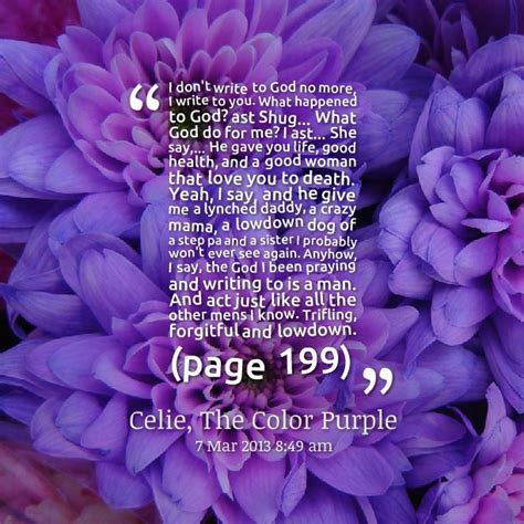 color purple quotes on god 9 best images about important quotations on