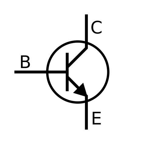 bjt transistor legs how do transistors three legs when there are two circuits going through electrical