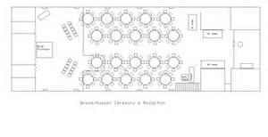 Wedding Floor Plans by Floor Plan For Wedding Reception