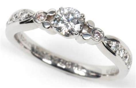 fabulous disney inspired wedding rings for a disney princess disney s cheapskate