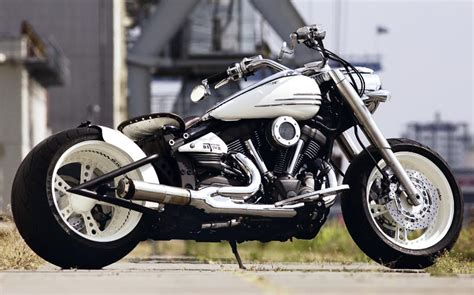 Victory Motorrad Aulendorf by Custombike Fighter Chopper Cruiser Das Magazin F 252 R
