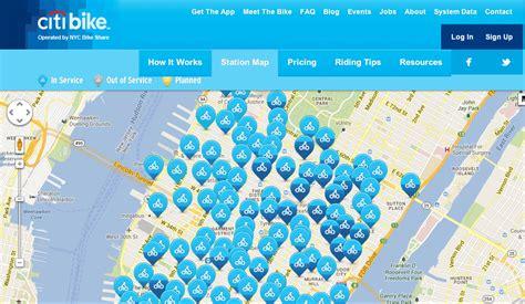 citibike map bike archives kreniske s musings
